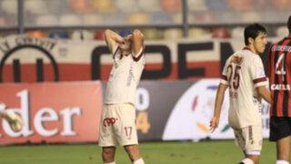 Bloque Deportivo: la 'U' cayó por 3-0 ante Paranaense por la Libertadores