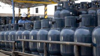 Precio del balón de gas doméstico se incrementará hasta en 6 soles más