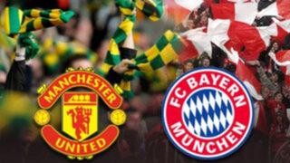 Sorteo Champions: Manchester United y Bayern se medirán en cuartos de final