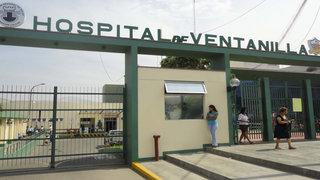 Hospital de Ventanilla colapsaría en un mes por falta de presupuesto