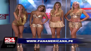 Vanessa Jerí brinda detalles del nuevo show de Las Chicas Doradas