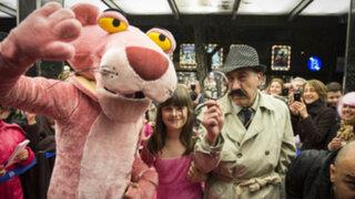 Noticias de las 7: 'La Pantera Rosa' cumplió 51 años en el cine