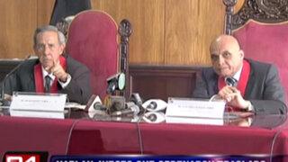 Sala que aprobó cambiar de penal a cuatro terroristas defendió su fallo
