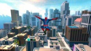 The Amazing Spider-Man 2 muestra su forma de juego para PlayStation 3