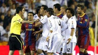 Madrid vs. Barza: revelan diálogos entre árbitro y jugadores durante el clásico