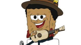 ¿Bruno Mars en el cuerpo de Bob Esponja? 7 artistas al estilo de las caricaturas