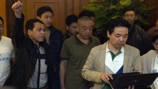 Gobierno chino y familiares del vuelo MH370 no creen en argumentos de Malasia