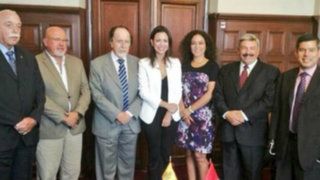 """Maria Corina Machado pidió """"acciones claras y contundentes"""" para Venezuela"""