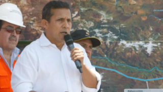 Presidente Humala: Reinvertimos el crecimiento económico en inclusión social