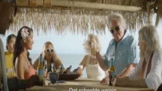 ¿Elvis Presley, Marilyn Monroe, Kurt Cobain y Bruce Lee viven en una isla?