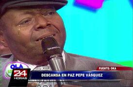 VIDEO: así respondió Pepe Vásquez las críticas por su quinto hijo