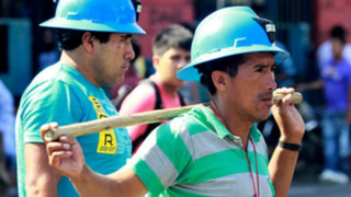 Ministerio del Interior denunciará a 23 mineros por actos vandálicos en Centro de Lima
