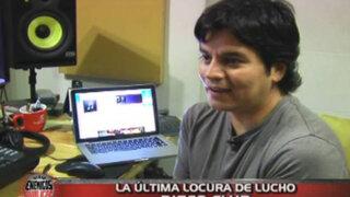 Lucho Quequezana alista el primer disco interactivo hecho en el Perú