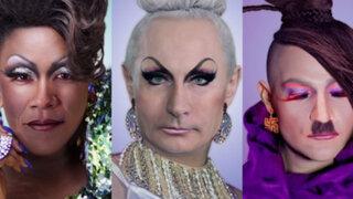¿Cómo se verían Obama, Putin, Hitler o Bin Laden vestidos de Drag Queen?