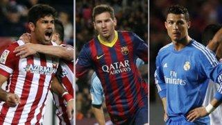 Al rojo vivo: Barcelona y el Atlético aprovecharon derrota del Real Madrid