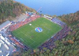 Los 10 estadios más insólitos del mundo donde se practica fútbol profesional