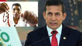 Hayimi predijo aparición de hijo extramatrimonial de Ollanta Humala en 2013