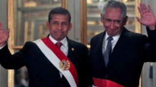 René Cornejo minimizó rumores sobre supuesto hijo de Ollanta Humala