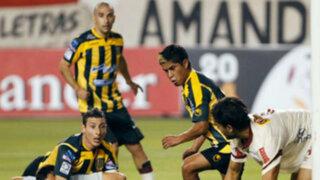 Bloque Deportivo: 'U' empata 3-3 con The Strongest tras llegada de 'Chemo'