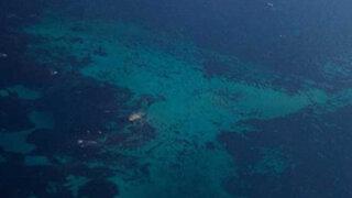 Satélite tailandés detectó 300 posibles piezas de avión desaparecido en el Índico