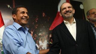 Yehude Simon y el rumor del supuesto hijo extramatrimonial de Ollanta Humala