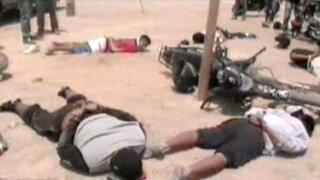 Caen extorsionadores, secuestradores y hasta un homicida en Chincha