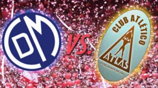 Bloque Deportivo: 'Muni' choca con Atlas este sábado en 'Noche de la Pasión Edil'