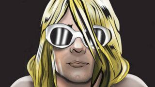 Cómic sobre la vida de Kurt Cobain sale a la venta el 2 de abril