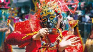 En Ruta: Disfrute de colorido Carnaval de Conchucos en la provincia de Huari