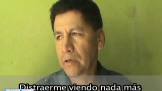 Detienen a sujetos que grababan partes íntimas de mujeres en Lima