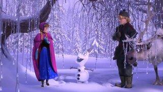 'Frozen' se convirtió en la película animada más taquillera de la historia