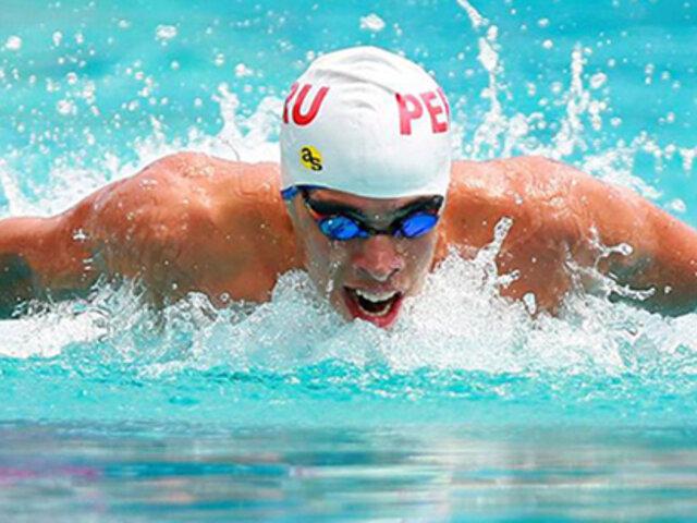 Juegos Odesur 2014: Mauricio Fiol consiguió la primera medalla para el Perú