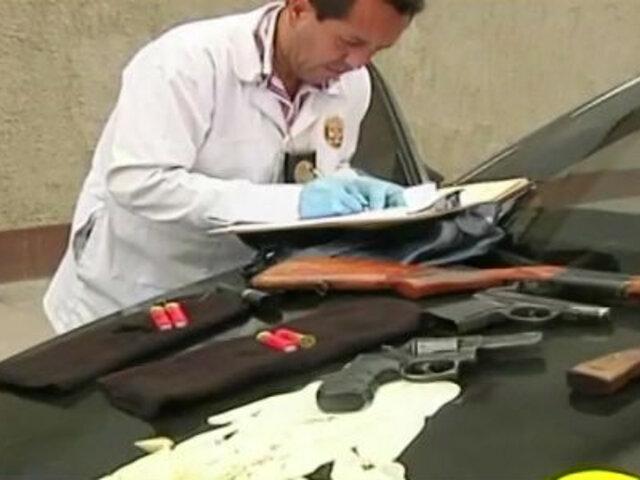 Fiscalía reúne expertos para desarticular crimen organizado en Áncash