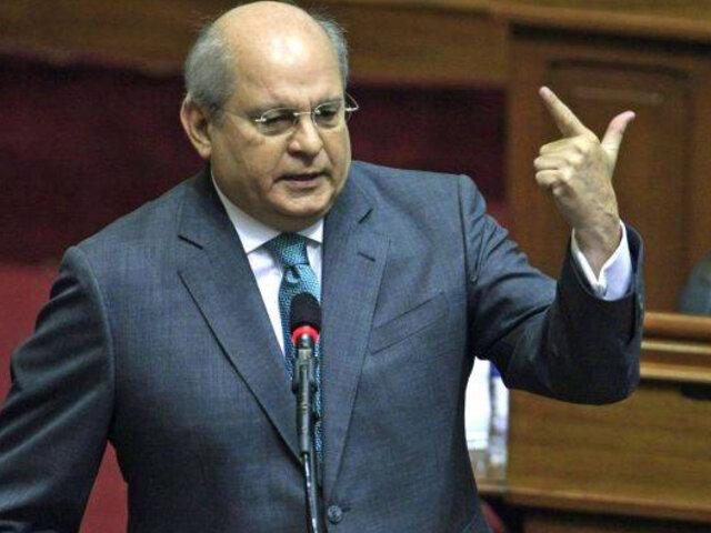 Ministro Cateriano: Satélite de Observación se adquirió con criterio técnico