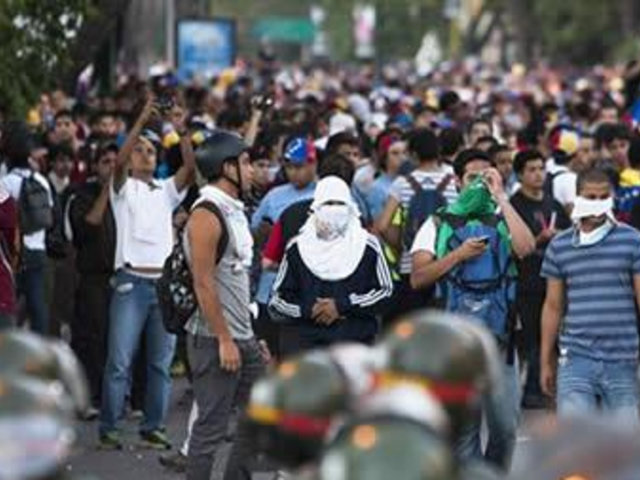 Dos muertos dejan nuevas protestas contra del Gobierno de Venezuela