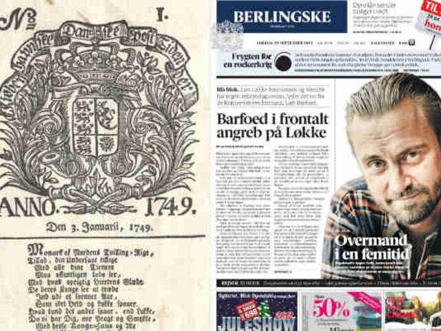 FOTOS: los 10 periódicos más antiguos del mundo que aún se publican