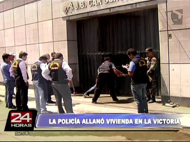 Droga en La Molina: colaborador eficaz permitió la captura de narcos