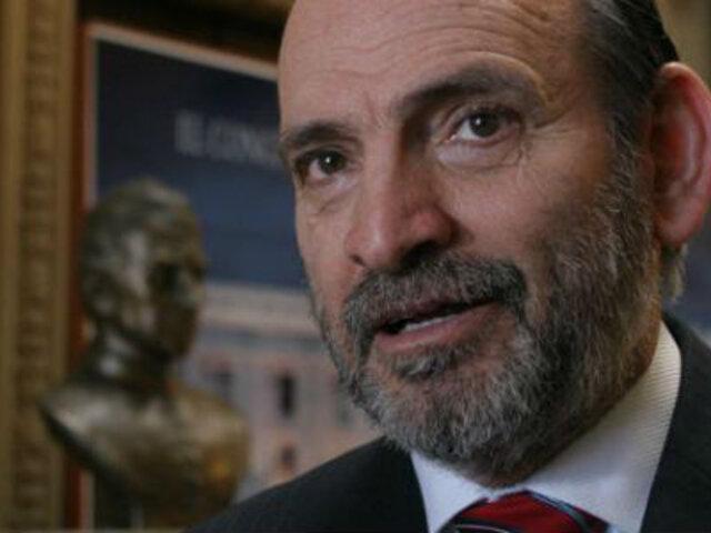 Yehude Simon sería candidato al 2016 junto a alianza de izquierda