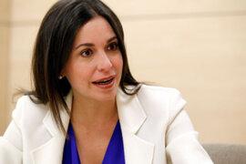 Venezuela: justicia ratificó destitución de opositora Corina Machado