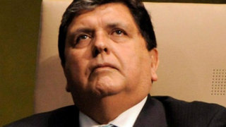 Ex presidente García asistió a la celebración de cumpleaños de Alex Kouri