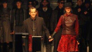 Diseñador Kenneth Cole puso el toque de sofisticación en el 'Lima Fashion Week'