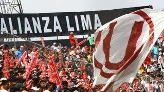 Bloque Deportivo: Alianza, 'U' y Cristal jugarán sin sus barras organizadas