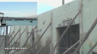 Hospital de Arequipa y pescadores de Ilo afectados por sismos en el sur