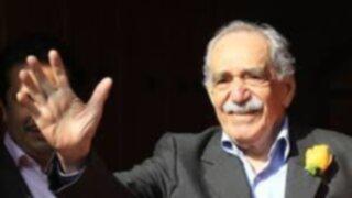 García Márquez 'evoluciona bien' tras hospitalización por infección respiratoria