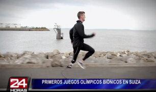 Suiza: mira el tráiler oficial de los primeros Juegos Olímpicos biónicos