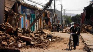 Dos fuertes réplicas se sintieron en el norte de Chile en menos de 24 horas
