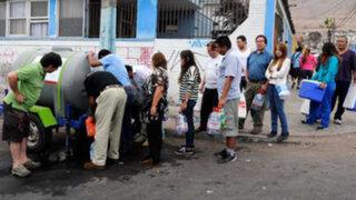 Pobladores de Iquique aún permanecen en las calles tras terremoto de 8.2 grados