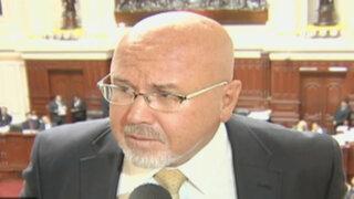 """Bruce a obispos: """"Perú es Estado laico desgraciadamente para algunos"""""""