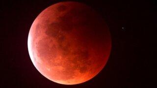 Eclipse y 'luna sangrienta' serán trasmitidas en vivo en el Cusco