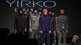 Yirko Sivirich y sus deslumbrantes propuestas que conquistaron el Lif Week 2014